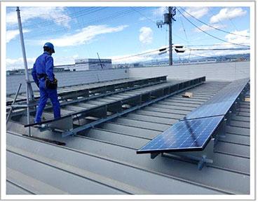 創畜連携システム(太陽光システム+蓄電池)のイメージ