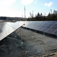 太陽光発電システム-野立て56.84kw