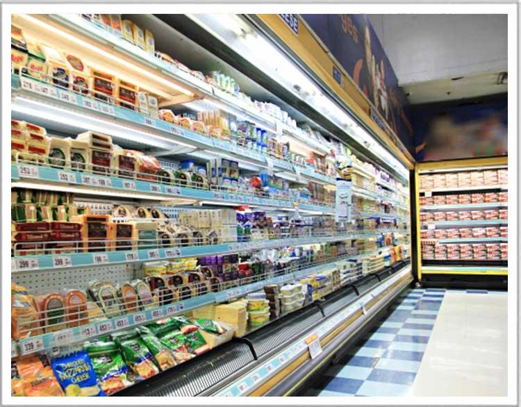 スーパーマーケットも新電力で年間の電力コストを約10%削減!